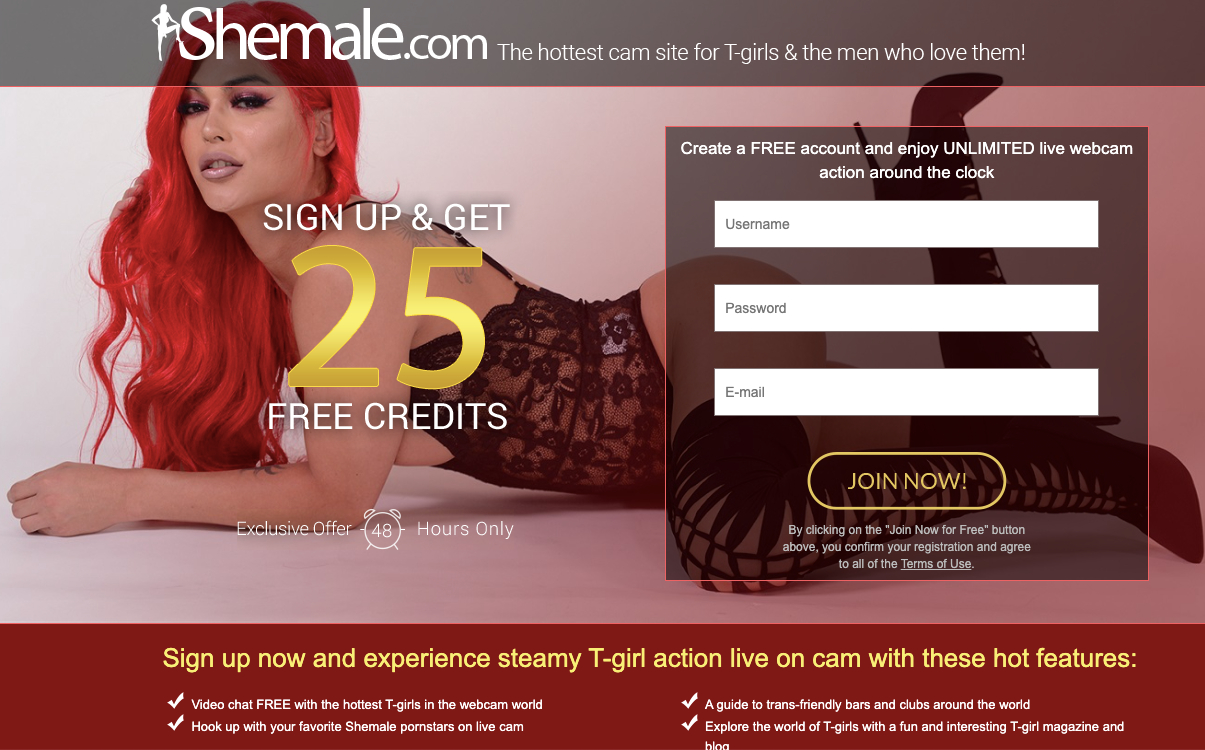shemale.com review